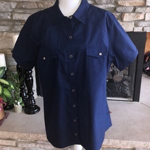 Dickies Navy Shirt